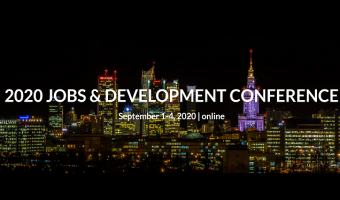 3rd IZA/World Bank/NJD Conference on Jobs and Development
