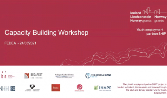 Capacity Building Workshop in Spain - summary