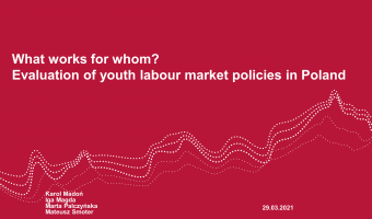 What works for whom? Youth labour market policy in Poland - webinar